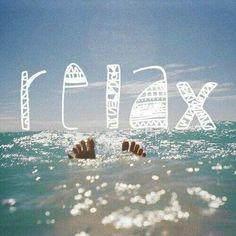 Utilizar lindos momentos para relajarte