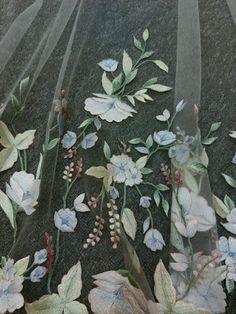 Wedding Veil, Painting, Art, Art Background, Painting Art, Kunst, Paintings, Performing Arts, Painted Canvas