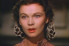 """""""Cotton!...We'll plant more cotton...why, cotton ought to go sky high next year..."""" Scarlett Ohara in Gone with the Wind, Vivien Leigh"""