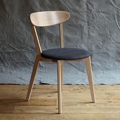 Saco Round Upholstered Dining Chair - Canvas Home