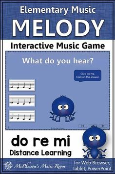 Online Music Lessons, Elementary Music Lessons, Elementary Schools, Music Activities, Music Games, Dance Class Games, Music Education, Health Education, Physical Education