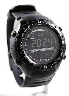 Suunto Watch X-Lander Military