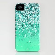 Silver and teal phone case | Awesome Phone Cases | Pinterest ...