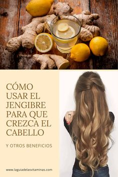 Cómo usar el jengibre para que crezca el cabello y otros beneficios – Fashion Trends 2020 Modadiaria 每日时尚趋势 2020 时尚 Ugly Hair, Curly Hair Styles, Natural Hair Styles, Cabello Hair, Long Natural Hair, Grow Hair, Facial Hair, Hair Hacks, Hair Growth