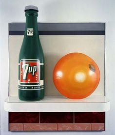 Tom Wesselmann - Still life n°49 (1964) 152 x 122 cm