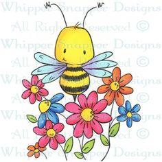 """""""Bee""""utiful Floral"""