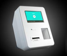 Cash-to-Bitcoin Machine