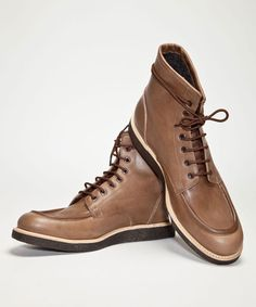 Common Projects Work Boots