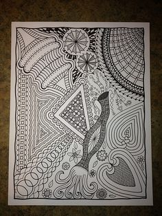 Zendoodle by PLHill