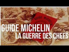 Envoyé Spécial : La Guerre des Chefs Etoilés au Guide Michelin - Documen...