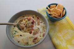 Are you a Patriots fan? Make some of this New England Clam Chowder for the Super Bowl this weekend