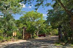 KNP - Pretoriuskop - Entrance