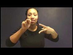 Asl Videos, Purple Walls, Sign Language, History, Youtube, Women, Historia, Youtubers, Sign Language Art