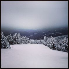 #vermont #mountsnow #quietmountain