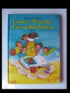 gebrauchtes Buch – Scheuering, Erika; Muhr, Ursula; Keil, Sonja; Meyer-Naujoks, Regina; Scheu, Anette – Gute-Nacht-Geschichten