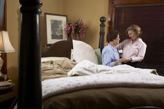 Comfort Keepers is a leading provider of trusted in-home senior care and companion care. Learn more about our care services and find an office near you. Comfort Keepers, Aging Gracefully, Back Home, Bed, Furniture, Home Decor, Decoration Home, Stream Bed, Room Decor