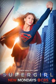 Supergirl Poster                                                                                                                                                                                 Plus