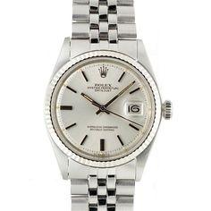 Rolex 《R's》ロレックスデイトジャスト16011969年製ギャラ付き 時計 Watch Antique ¥218000yen 〆05月17日