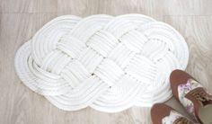 DIY : fabriquer un tapis pour l'entrée - Comment fabriquer un tapis en corde ? - 18h39.fr