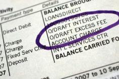 Таксите на банките за ползване на овердрафт постоянно се увеличават