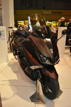 Yamaha TMAX BRONZE MAX 530cc scooter