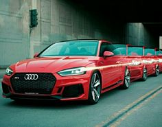 This is the latest picture of the all new Audi RS5 2018 go to www.audi.com to see more specs and to see other models of this sport-city german car technology (@nandojaegger)
