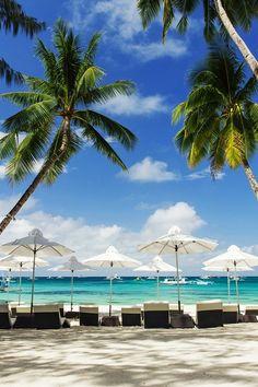 Villa Caemilla Beach in Boracay, Philippines