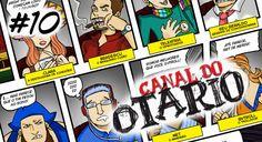 As Aventuras do Super Otário - #10 - Canal do Otário