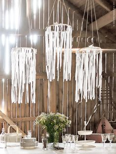My work for IKEA Livet hemma (styling & photo) pt: 25 – Midsommarfirande på logen Diy Wedding, Rustic Wedding, Dream Wedding, Mobiles, Backdrops, Bridal Shower, Wedding Decorations, Table Settings, Wedding Inspiration
