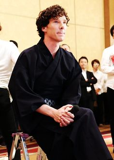 Benedict Cumberbatch attends the 'Star Trek: Into Darnkess' event at the Ritz Carlton Tokyo on July 17, 2013 in Tokyo, Japan.