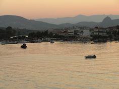 Nafplio - Greece - Sunset