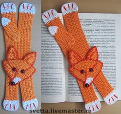 Cute bookmark ideas