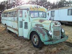 308 Best Vintage School Buses images in 2019   Trucks, Old