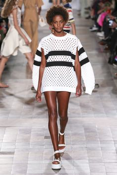 Sonia Rykiel Spring 2018 Ready-to-Wear  Fashion Show Collection