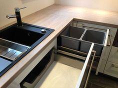 Meine fertige Küche - mit vielen Tipps von euch - Fertiggestellte Küchen - Häcker Systemat AV 4030