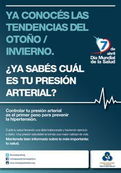 """7 de Abril -Día Mundial de la Salud- """"Tendencias""""  2013"""