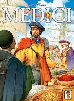 Portada de la nueva edición de Medici