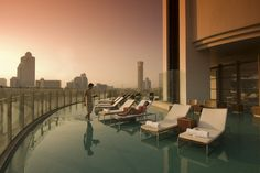 Millennium Hilton Bangkok Hotel from Hotels in Heaven.