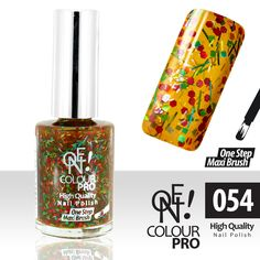 Allepaznokcie One Colour PRO 15ml 054