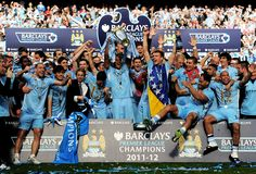 In one of the most astonishing finishes to an English Premier League season in history, Manchester City won their first EPL title in 44 years with an incredible 3-2 victory over QPR