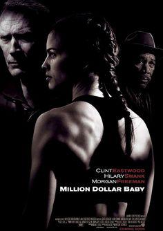 Million Dollar Baby, Clint Eastwood, 2004