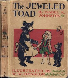 A place for early 20th century illustrated children's books & ephemera with an Oz connection and a special emphasis on W. W. Denslow