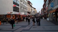 Walkplatz in Kaiserslautern. I hate shopping but this was new and fun. -pr