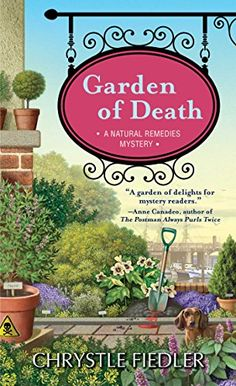 Garden of Death: A Natural Remedies Mystery by Chrystle Fiedler http://www.amazon.com/dp/1476748918/ref=cm_sw_r_pi_dp_W0Ncvb1F1Y4W0