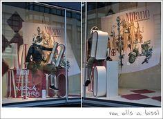 """""""Milano"""", pinned by Ton van der Veer"""
