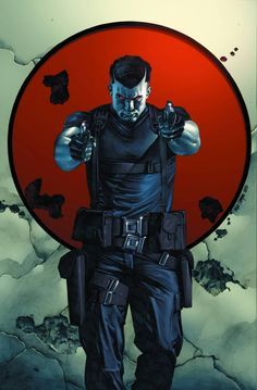 Bloodshot screenshots, images and pictures - Comic Vine