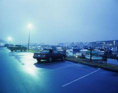 River Parking Lot. 2015