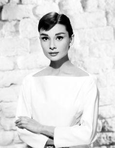 Rare Audrey Hepburn — Audrey Hepburn photographed by Bud Fraker for...