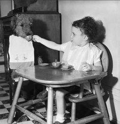 Too cute!  c.1945