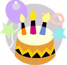 Resultado de imagem para Ilustrações de aniversário